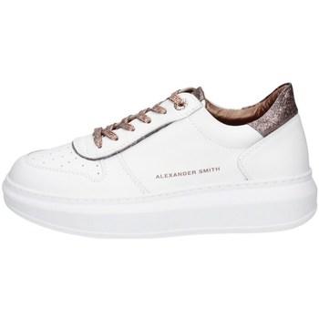 Schuhe Damen Sneaker Low Alexander Smith L116811 Weiss
