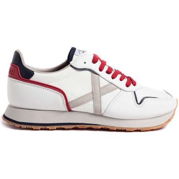 Schuhe Herren Sneaker Low Munich massana 445 Weiss
