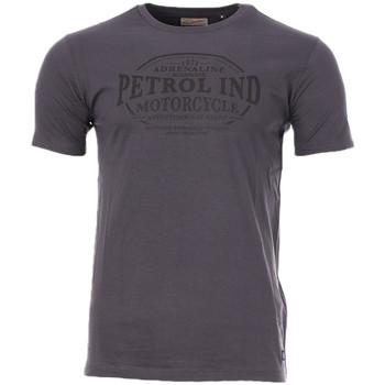 Kleidung Herren T-Shirts Petrol Industries M-3010-TSR100 Grau