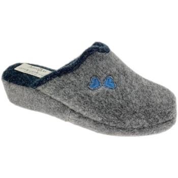 Schuhe Damen Hausschuhe Cristina CRICUORICINIgr grigio