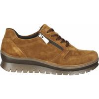 Schuhe Damen Sneaker Low IgI&CO Sneaker Cognac