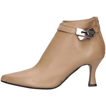Schuhe Damen Ankle Boots Balie Baliè 493 Tronchetto Frau Braun