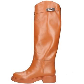 Schuhe Damen Klassische Stiefel Balie Baliè 2703 Stiefel Frau Braun