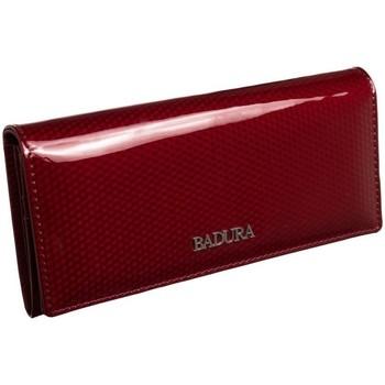 Taschen Damen Portemonnaie Badura 96070 Rot