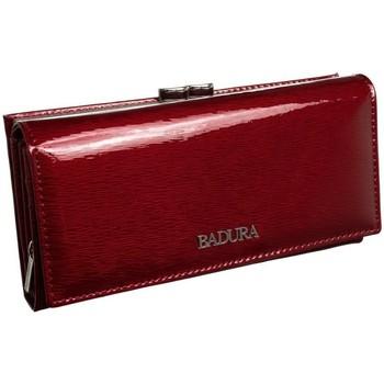 Taschen Damen Portemonnaie Badura 95900 Rot