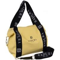 Taschen Damen Handtasche Badura 106060 Gelb