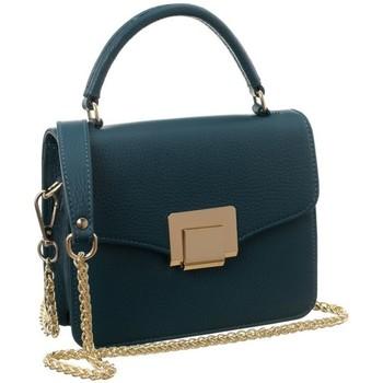 Taschen Damen Handtasche Badura 84910 Türkisfarbig
