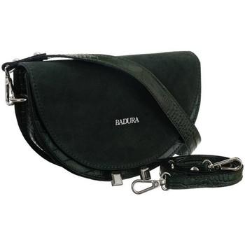 Taschen Damen Handtasche Badura 123980 Grün