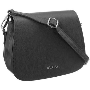 Taschen Damen Handtasche Badura 91990 Grau