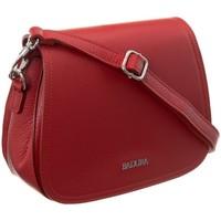 Taschen Damen Handtasche Badura 91940 Rot