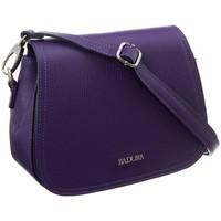 Taschen Damen Handtasche Badura 91970 Violett