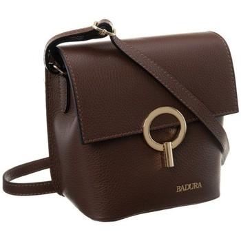 Taschen Damen Handtasche Badura 85050 Braun