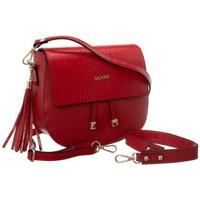 Taschen Damen Handtasche Badura 84270 Rot