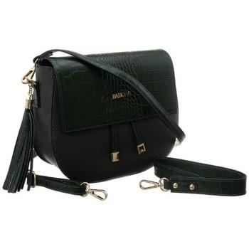 Taschen Damen Handtasche Badura 84290 Schwarz
