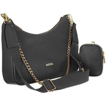 Taschen Damen Handtasche Badura 85160 Graphit