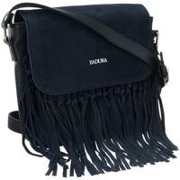 Taschen Damen Handtasche Badura 98300 Dunkelblau
