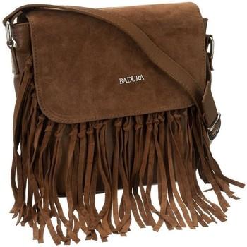 Taschen Damen Handtasche Badura 98330 Braun