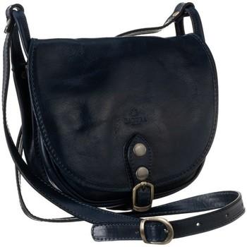 Taschen Damen Handtasche Badura TD181GNCD Dunkelblau