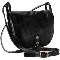 Taschen Damen Handtasche Badura TD181CZCD Schwarz