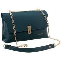 Taschen Damen Handtasche Badura 81730 Türkisfarbig