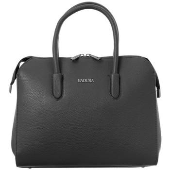 Taschen Damen Handtasche Badura 84700 Graphit