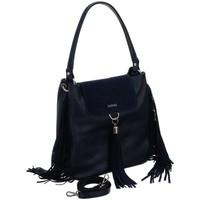 Taschen Damen Handtasche Badura TD190GRCD Dunkelblau