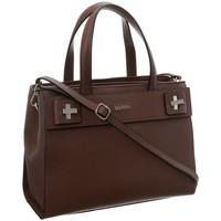 Taschen Damen Handtasche Badura 84360 Braun