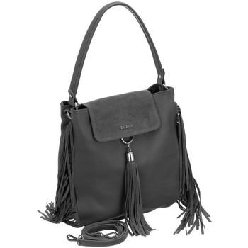 Taschen Damen Handtasche Badura 98530 Grau