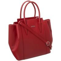 Taschen Damen Handtasche Badura 82020 Rot