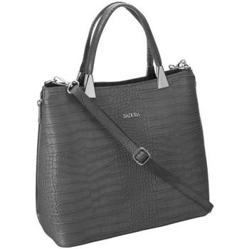 Taschen Damen Handtasche Badura TD183SZCD Grau