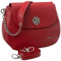 Taschen Damen Handtasche Badura 84790 Rot