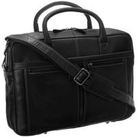 Taschen Herren Taschen Badura LAP2381BCOM Braun