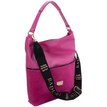 Taschen Damen Handtasche Badura TD202ROCD Rosa