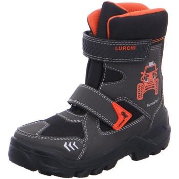 Schuhe Jungen Stiefel Lurchi Winterstiefel KAZIM-SYMPATEX 33-31061-31 schwarz