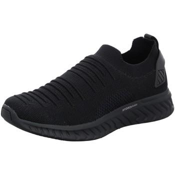 Schuhe Herren Sneaker Low Ara Slipper 11-35081-05 schwarz