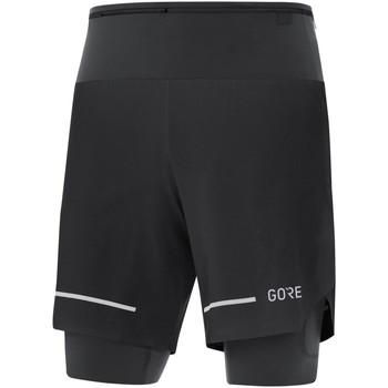 Kleidung Herren Shorts / Bermudas Diverse Sport Ulitmate 2in1  100759 9900 schwarz