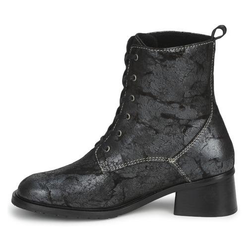 Tiggers ROMA Schwarz Schwarz Schwarz Schuhe Low Boots Damen 80 68598d
