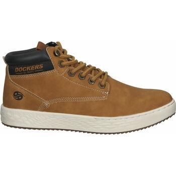 Schuhe Herren Sneaker High Dockers Sneaker Golden Tan