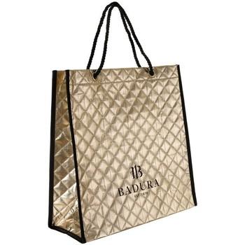 Taschen Damen Shopper / Einkaufstasche Badura 122480 Golden
