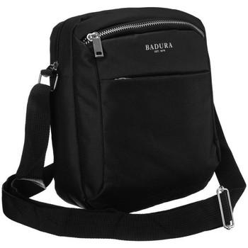 Taschen Umhängetaschen Badura 114430 Schwarz