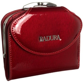 Taschen Damen Portemonnaie Badura 95520 Dunkelrot