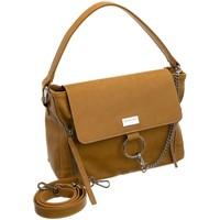 Taschen Damen Umhängetaschen Badura TD035BRCD Honigfarbig