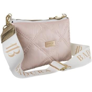 Taschen Damen Umhängetaschen Badura 119110 Rosa