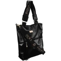 Taschen Damen Umhängetaschen Badura 116720 Schwarz