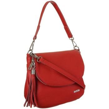 Taschen Damen Handtasche Badura 107710 Rot