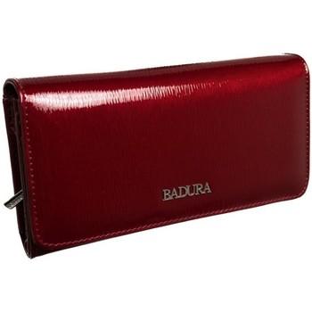 Taschen Damen Portemonnaie Badura 95950 Dunkelrot