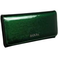 Taschen Damen Portemonnaie Badura 95960 Grün
