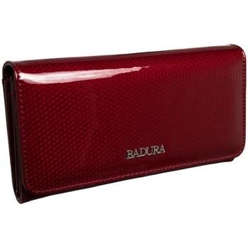 Taschen Damen Portemonnaie Badura 95970 Dunkelrot