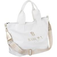 Taschen Damen Handtasche Badura 114500 Weiß