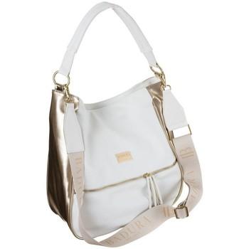 Taschen Damen Handtasche Badura TD163BIZŁCD Weiß